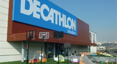 Breda, Decathlon